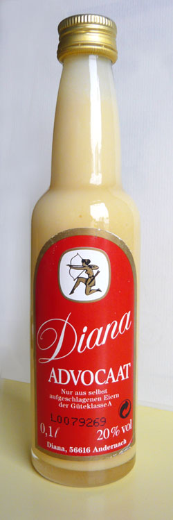 Eierlikoer Diana