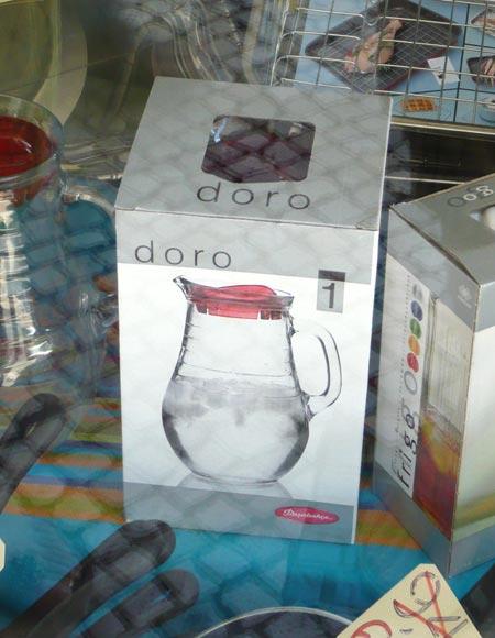 Karaffe Doro
