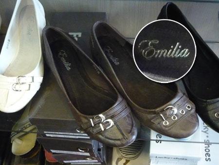 Schuhe Emilie