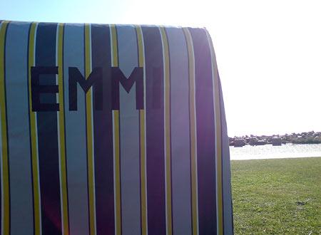 Strandkorb Emmi