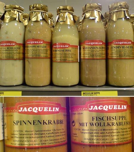 Suppen Jacquelin
