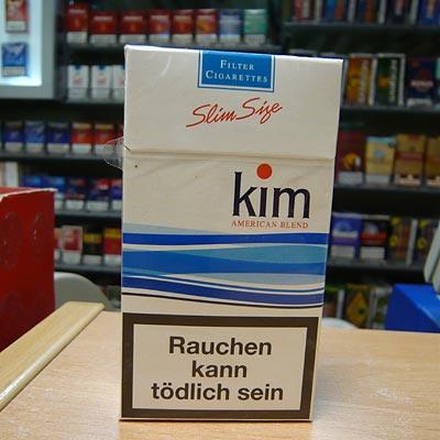 Zigaretten Kim