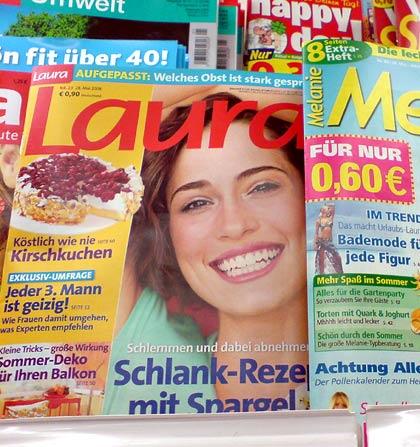 Zeitschrift Laura
