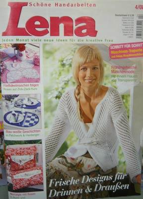Zeitschrift Lena