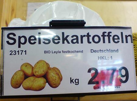Leyla Kartoffel