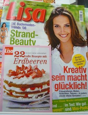 Zeitschrift Lisa