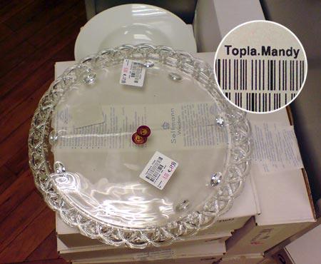 Tortenplatte Mandy