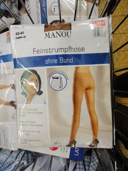 Strumpfhose Manou