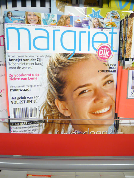 Zeitschrift Margriet