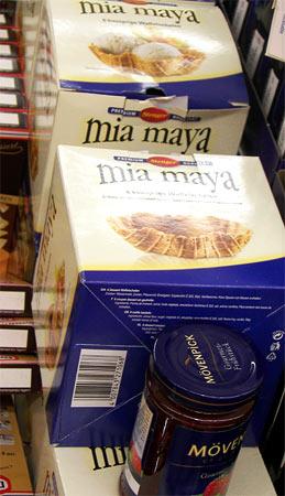 Waffeln Mia Maya