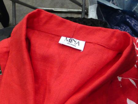 Textilie Mina