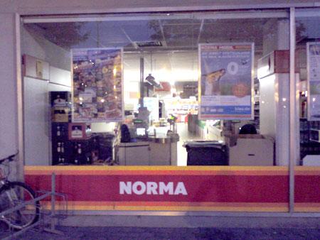 Laden Norma