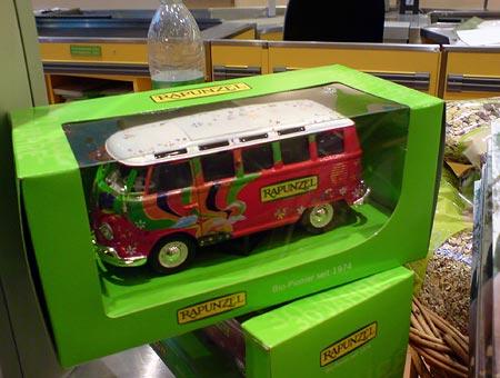 Rapunzel Bus