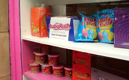 Sweets BabyRuth