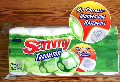 Klopapier Sammy