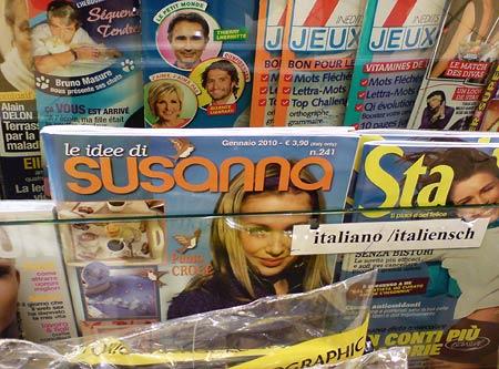 Zeitschrift Susanna