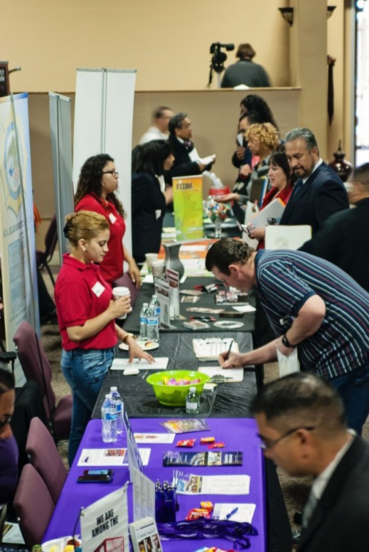 """""""Companies are hiring and we will have 57 businesses on site at Cucamonga Christian Fellowship Church,"""" said Pastor Venter.  He added, those looking for a job are invited to join us on Thursday, February 26, 2015 from 10 a.m. to 2 p.m.  Job seekers are asked to register online at http://ccflive.org/job-fair to ensure space for them at The Inland Empire Job, College and Resources Fair."""
