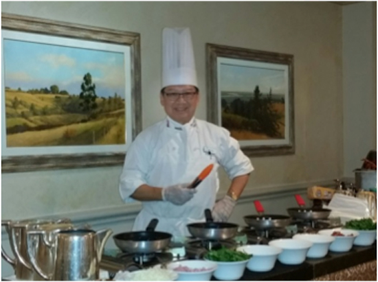 Centerpoint Church expects more than 40 top ranked local companies to recruit employees at the event. Also Le Cordon Bleu Chef Yee the omelet chef in the Terrace Room of the Langham Huntington Hotel in Pasadena. The job Fair is Wednesday, February 11, 2015 from 10:00 AM to 2:00 PM. Register online at job-fair.centerpointmurrieta.com