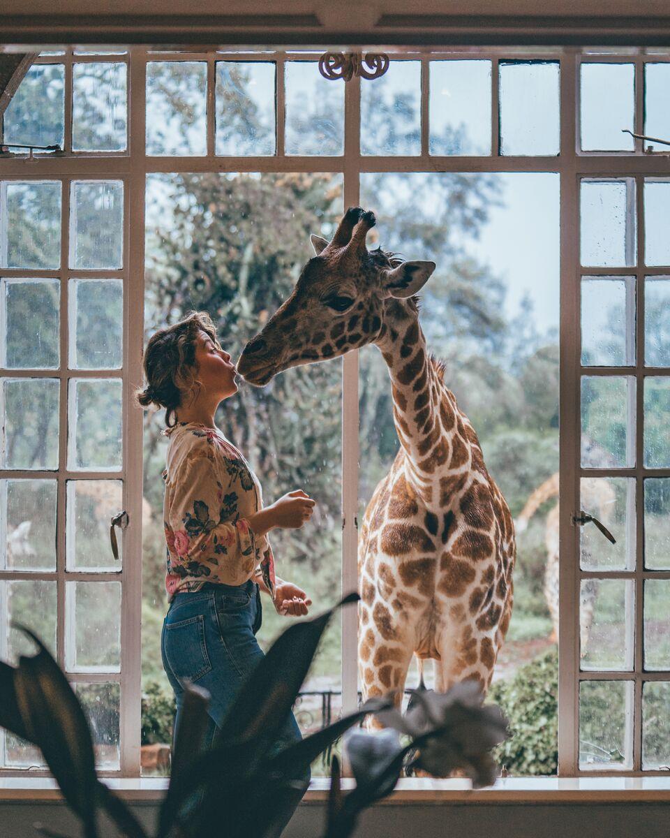 Faces Of Dame Traveler: Meet Carmen Huter