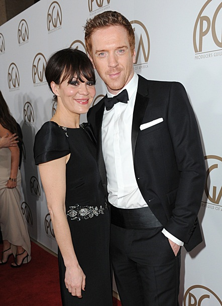 Damian Lewis and  Helen McCrory at the 24th Annual Producers Guild Awards