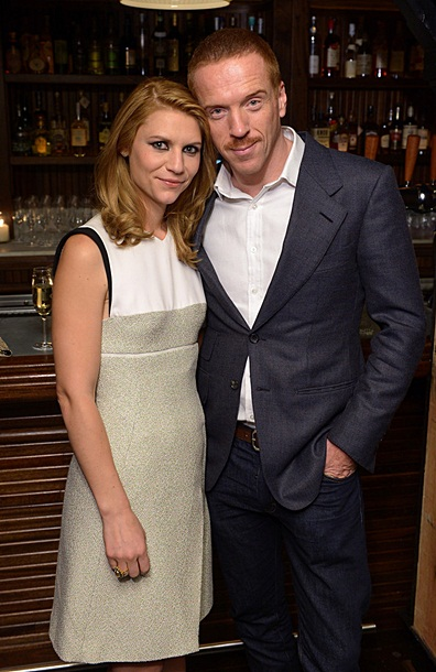 "Damian Lewis at a Private Reception & Screening of ""Homeland"""