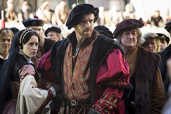 Damian Lewis in Episode 3 of 'Wolf Hall'