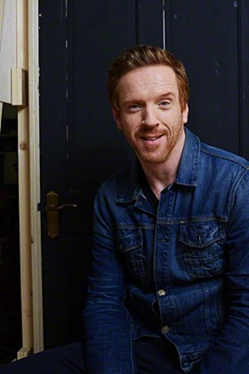 Damian Lewis from the Telegraph shoot