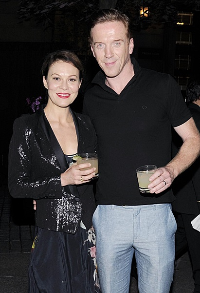 Damian and Helen the after party for Sony Pictures Classics' Irrational Man held at The New York Palace, NYC.