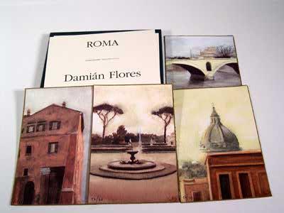 Roma Galería Estampa