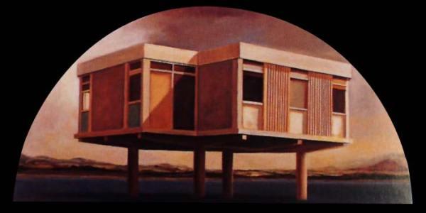Casa Berria. 50 x 100 cm