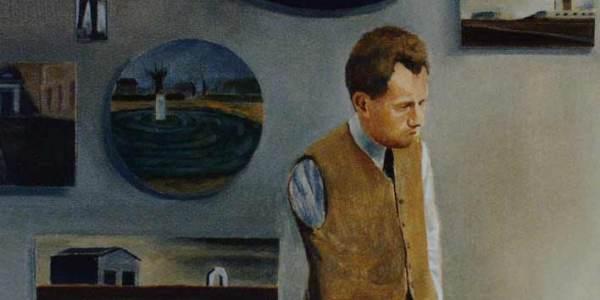Retrato de Josef Sudek 20 x 30 cm