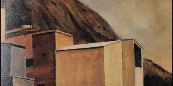 Fábrica. 42 x 39 cm