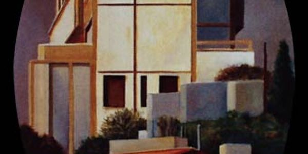 El antiguo (80 x 50 cms)