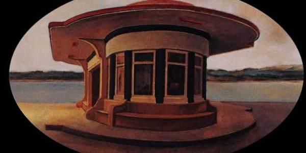 Estación de San Martín. 50 x 80 cm
