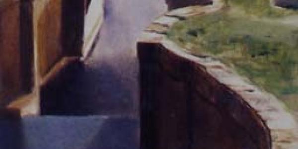 Esclusas de Frómista 40x20cm