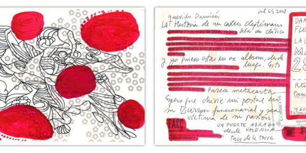 74ª POSTAL RECIBIDA PACO DE LA TORRE