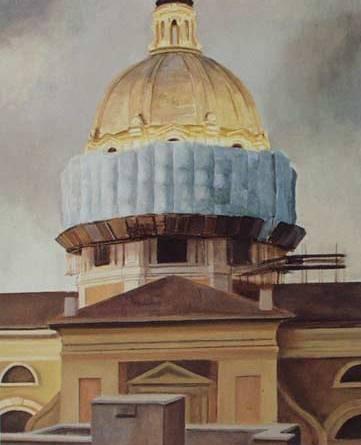 Nostalgia de la pintura nostalgia de la modernidad