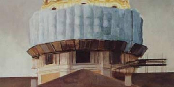 San Carlo al corso 100 x 70 cm