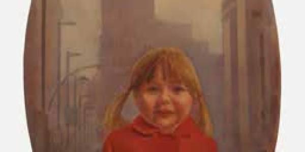 Cloe, 2010, óleo/tabla, 49×29 cm.