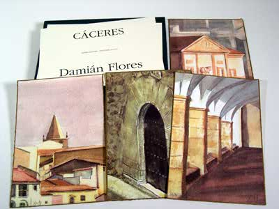 Cáceres Galeria Estampa