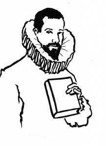 Número 4. Miguel de Cervantes