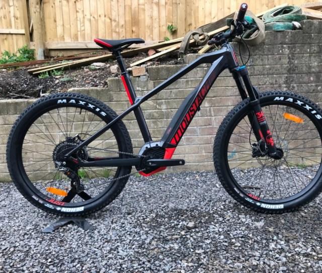 Samedi   Electric Hardtail Mountain Bike