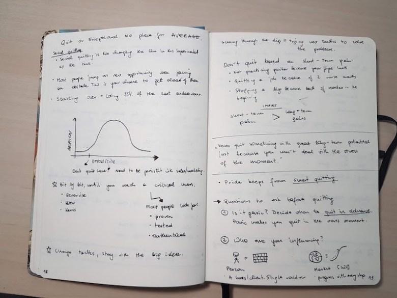 notatki z książek biznesowych