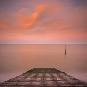 Slipway Kingsdown, Kent Landscape Photography