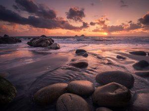 Porth Nanven Cornwall Landscape Photography