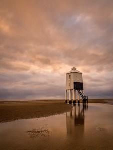 Lighthouse Burnham-on-Sea, Somerset Landscape Photography