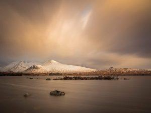 Lochan na h-Achlaise Landscape Photography