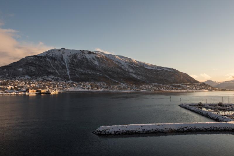 Guide Tromso DamienLB ville colline