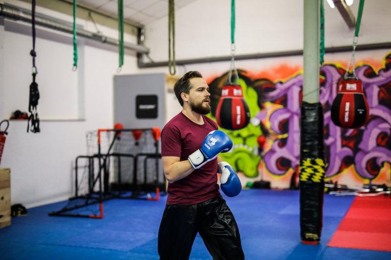 pratiquer un sport de combat damienLB (16) entraînement