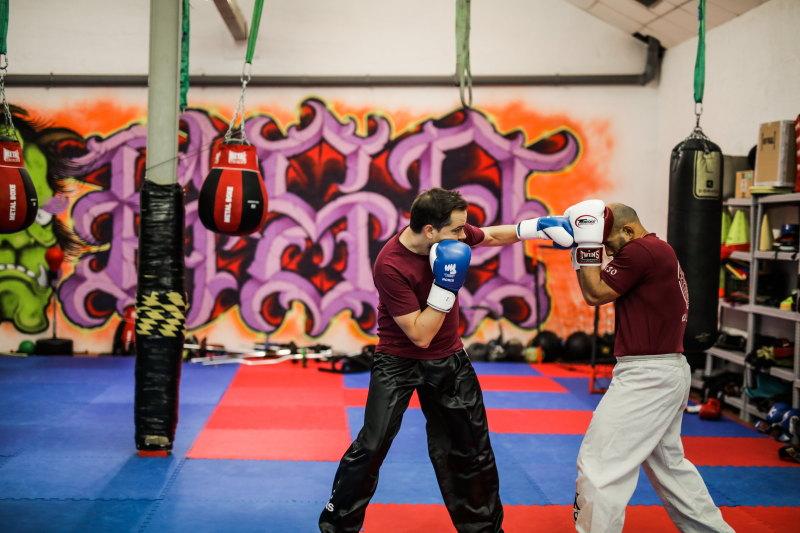 pratiquer un sport de combat damienLB (16) full contact